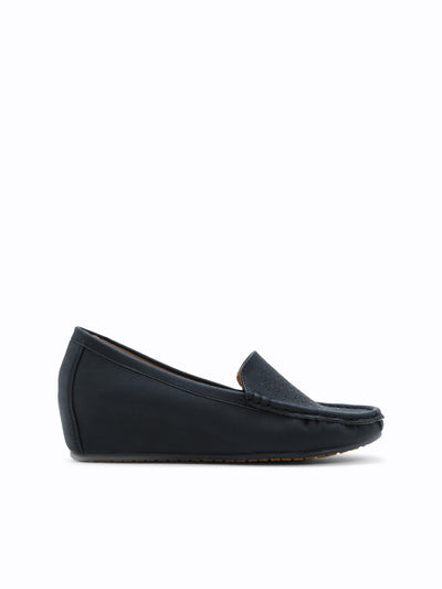 M-0466 Wedge Loafers