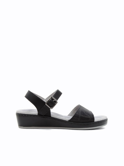 R-1603 Wedge Sandals