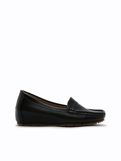R-1695 Wedge Loafers