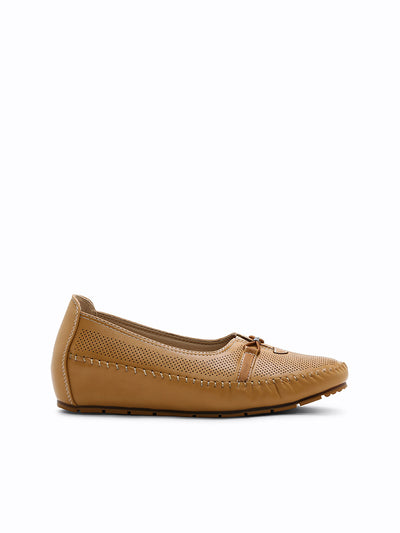 R-1696 Wedge Loafers