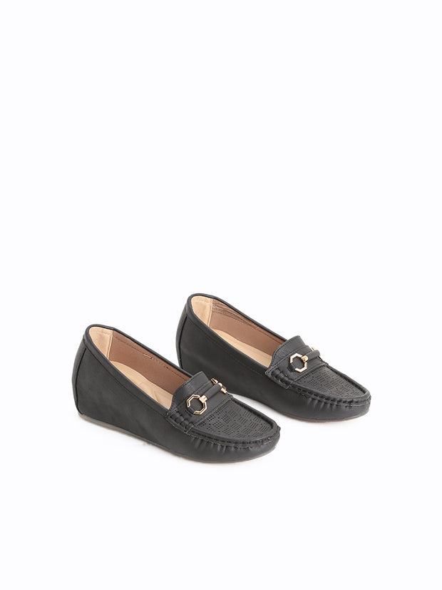 R-1731 Wedge Loafers