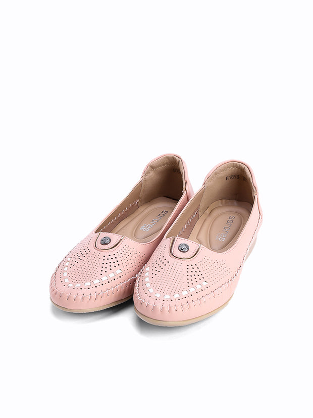 R-1893 Comfort Moccasin