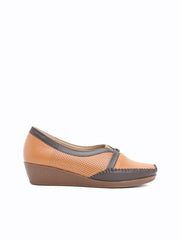 R-1907 Wedge Loafers
