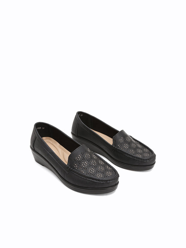 R-1925 Wedge Loafers