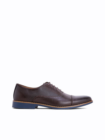 U-0111 Oxford Slip On