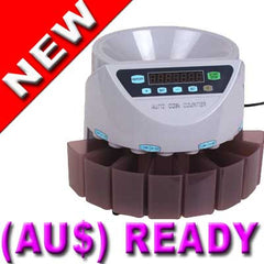 Australian Coin Counter - Office Accessories - ANB Mart