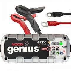 G7200 Smart Battery Charger Series 2 GENIUS Noco 12V 24 LITHIUM GEL AGM | Buy Auto Tools Products Online With the Best Deals at Anbmart.com.au!
