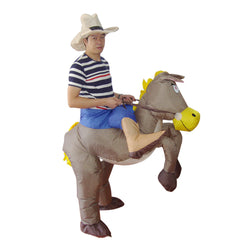 Cowboy Inflatable Costume | Buy Gifts & Novelty Products Online With the Best Deals at Anbmart.com.au!