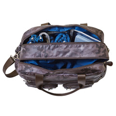 Oioi Charcoal Camo Carryall Nappy Bag | Buy Nursery Products Online With the Best Deals at Anbmart.com.au!