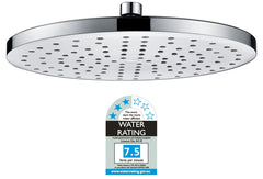 Overhead Rain Shower Head - 260mm Circular Large Chromed | Buy Home Renovation & DIY Products Online With the Best Deals at Anbmart.com.au!