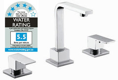 3pc Basin Tap Faucet Set - Bathroom Laundry Sink | Buy Home Renovation & DIY Products Online With the Best Deals at Anbmart.com.au!