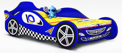 Blue Racing Car Bed Kids Race | Buy Bedroom Furniture Products Online With the Best Deals at Anbmart.com.au!