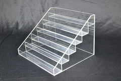 Nail Polish Display 5mm Acrylic Stand 6 Tier Holds 48-54 | Buy Other Health & Lifestyle Products Online With the Best Deals at Anbmart.com.au!