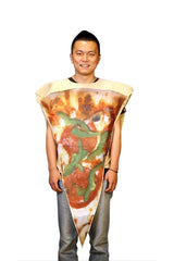 Pizza Slice One Size Fits all Adults Costume | Buy Gifts & Novelty Products Online With the Best Deals at Anbmart.com.au!