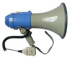 25W Megaphone PA System Loud Speaker Voice Recorder - Office Accessories - ANB Mart