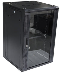 18RU 600MM Comms Data Rack Cabinet - Office Accessories - ANB Mart