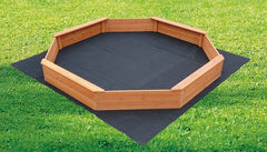 Kids Sand Pit Large Octagonal Wooden Sandpit | Buy Kids Games & Toys Products Online With the Best Deals at Anbmart.com.au!