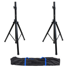 Tripod DJ PA Speaker Stand Set with Carry Bag - Speakers & Audio - ANB Mart