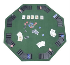"48"" Folding Poker & Blackjack Table 