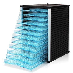 Commercial Food Dehydrator Dryer Preserver - 12 Trays | Buy Home Appliances Products Online With the Best Deals at Anbmart.com.au!