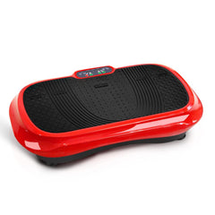 1000W Vibrating Plate Exercise Platform - Red - Fitness & Exercise - ANB Mart
