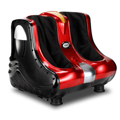 Calf & Foot Massager - Red | Buy Massage Products Online With the Best Deals at Anbmart.com.au!
