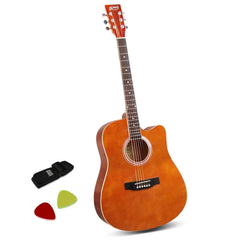 Acoustic Cutaway Steel-Stringed Guitar 41