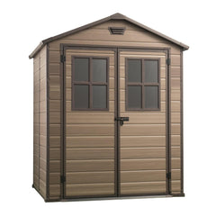 Keter Scala 6x5 Shed | Buy Garden Furniture Products Online With the Best Deals at Anbmart.com.au!
