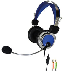 Shintaro Stereo Headset with Boom Mic - Headsets/Earphones - ANB Mart