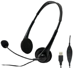 Shintaro Stereo Wired USB Headset - Headsets/Earphones - ANB Mart