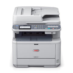 OKI MB451dnw Mono A4 Network MFP | Buy Laser/LED Printers Products Online With the Best Deals at Anbmart.com.au!