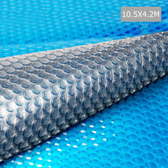 Isothermal Solar Swimming Pool Cover Bubble Blanket 10.5m X 4.2m | Buy Pool & Accessories Products Online With the Best Deals at Anbmart.com.au!