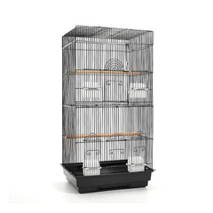 Pet Bird Cage Black Medium - 88CM - Birds - ANB Mart