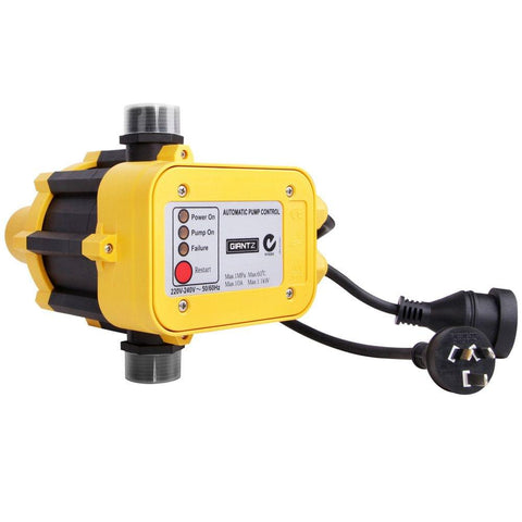 Automatic Pressure Controller Yellow - Generators, Pumps & Engines - ANB Mart