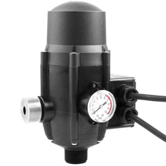 Adjustable Pressure Switch Water Pump Controller Black - Generators, Pumps & Engines - ANB Mart