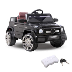 Kids Ride On Car - Black | Buy Kids Go-Karts & Ride-Ons Products Online With the Best Deals at Anbmart.com.au!