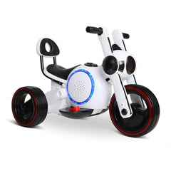 Kids Ride On Bike – Baymax | Buy Kids Go-Karts & Ride-Ons Products Online With the Best Deals at Anbmart.com.au!