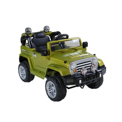Kids Ride on Car w/ Remote Control Green - Kids Go-Karts & Ride-Ons - ANB Mart