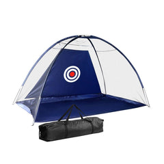 Portable Golf/Soccer/Cricket Training Target Driving Net Navy | Buy Golf Products Online With the Best Deals at Anbmart.com.au!