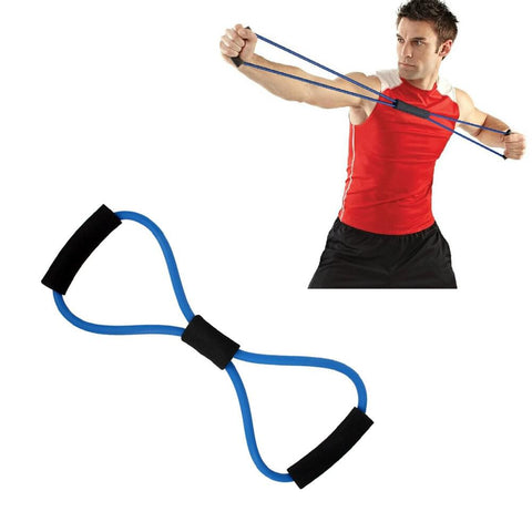 13PCS Heavy Resistance Band Yoga Tension Rope Fitness Stretch Door Loop Gym Abs - Fitness & Exercise - ANB Mart