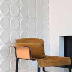 12 Pcs 3D Ellip Design Wall Panel | Buy Home Decoration Products Online With the Best Deals at Anbmart.com.au!