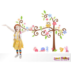 Tree Wall Stickers - Totally Movable | Buy Home Decoration Products Online With the Best Deals at Anbmart.com.au!
