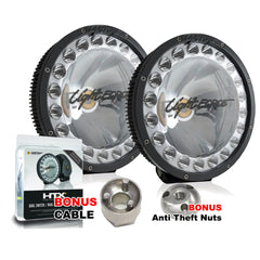 Genuine Lightforce HTX230 wiring HYBRID 80W LED & 70W HID DRIVING LIGHTS 1768M | Buy Torches & Lights Products Online With the Best Deals at Anbmart.com.au!