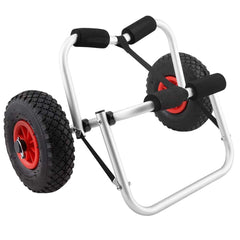 Aluminium Kayak Trolley 100kg | Buy Boats & Kayaks Products Online With the Best Deals at Anbmart.com.au!