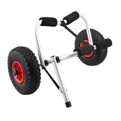 Aluminium Kayak Trolley U-shape | Buy Boats & Kayaks Products Online With the Best Deals at Anbmart.com.au!