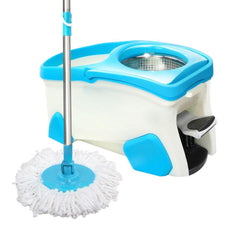 Spin Mop Set with 2 x Mop Heads - Cleaning & Housekeeping - ANB Mart