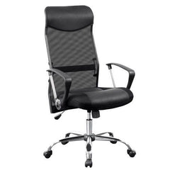 Executive Mesh Office Computer Chair Black | Buy Office Furniture Products Online With the Best Deals at Anbmart.com.au!