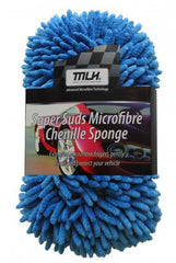Chenille Microfibre Sponge | Buy Car Cleaning, Polish & Detailing Products Online With the Best Deals at Anbmart.com.au!