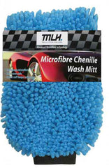 Microfibre Chenille Wash Mitt | Buy Car Cleaning, Polish & Detailing Products Online With the Best Deals at Anbmart.com.au!