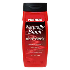 Naturally Black Plastic & Trim Restorer - Car Cleaning, Polish & Detailing - ANB Mart